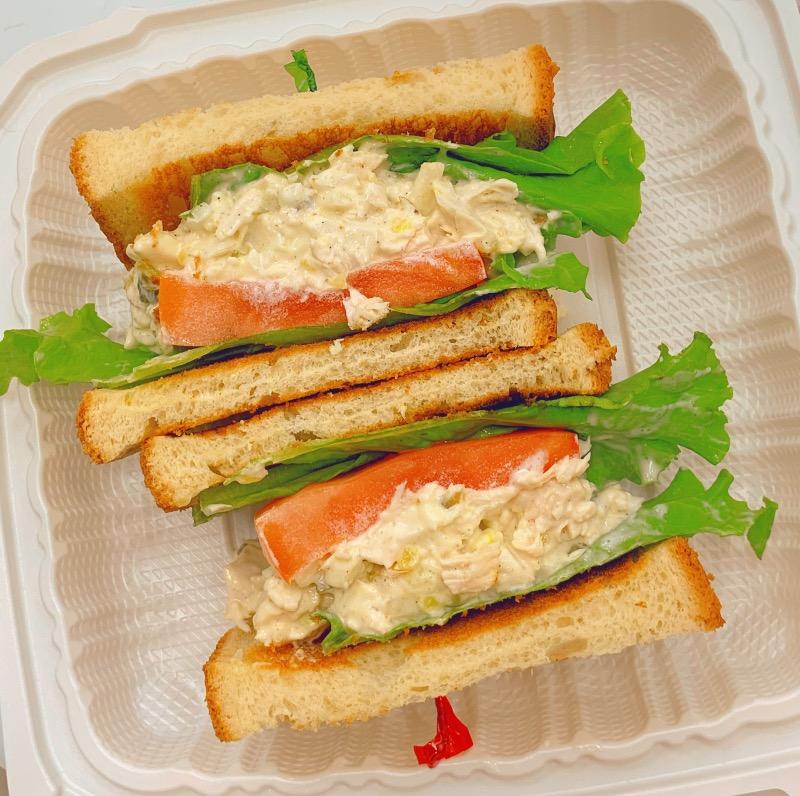 S5. Chicken Sandwich