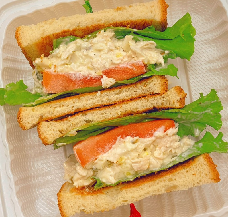 S5. Chicken Sandwich Image