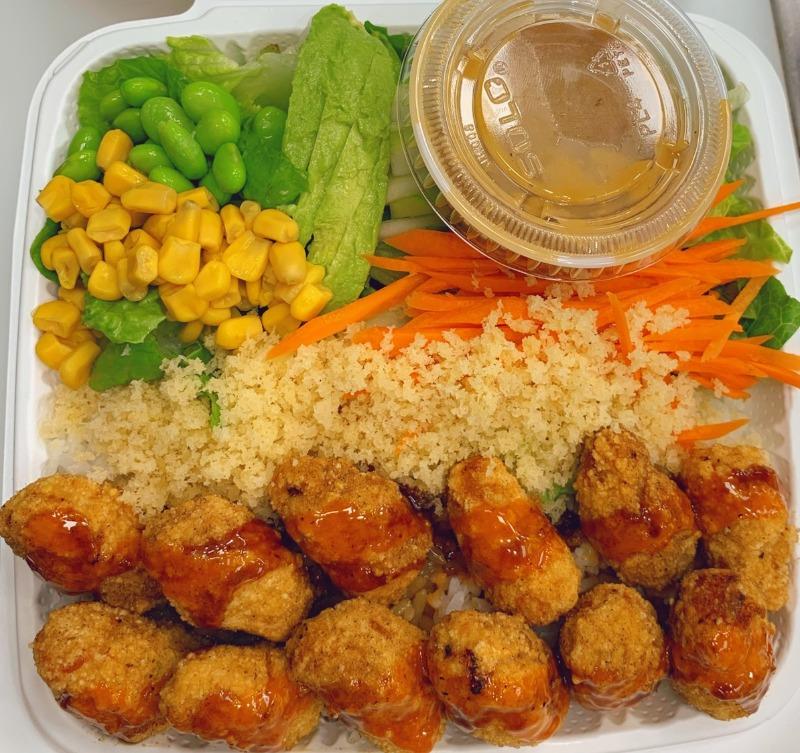 4. Popcorn Chicken
