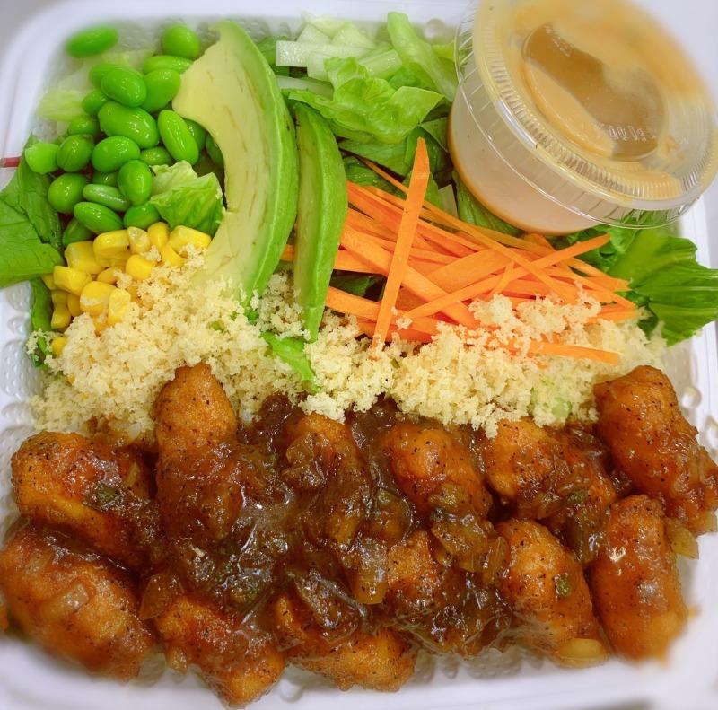 3. Black Pepper Chicken
