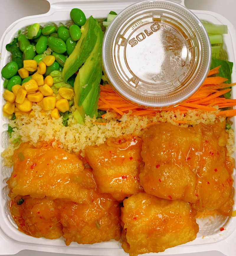 13. Sweet Chilli Fish Nuggets Image