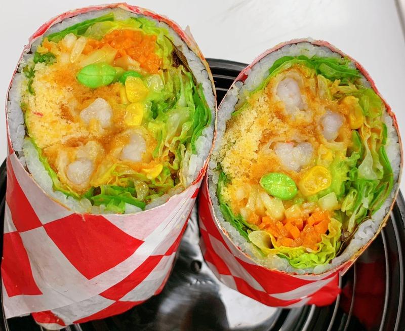 7. Tempura Shrimp