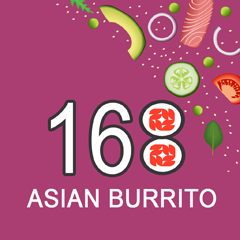 168 Asian Burrito - Olney