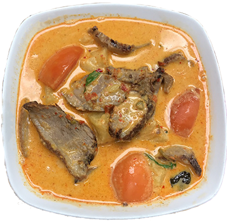 Duck Red Curry ( Half Duck )