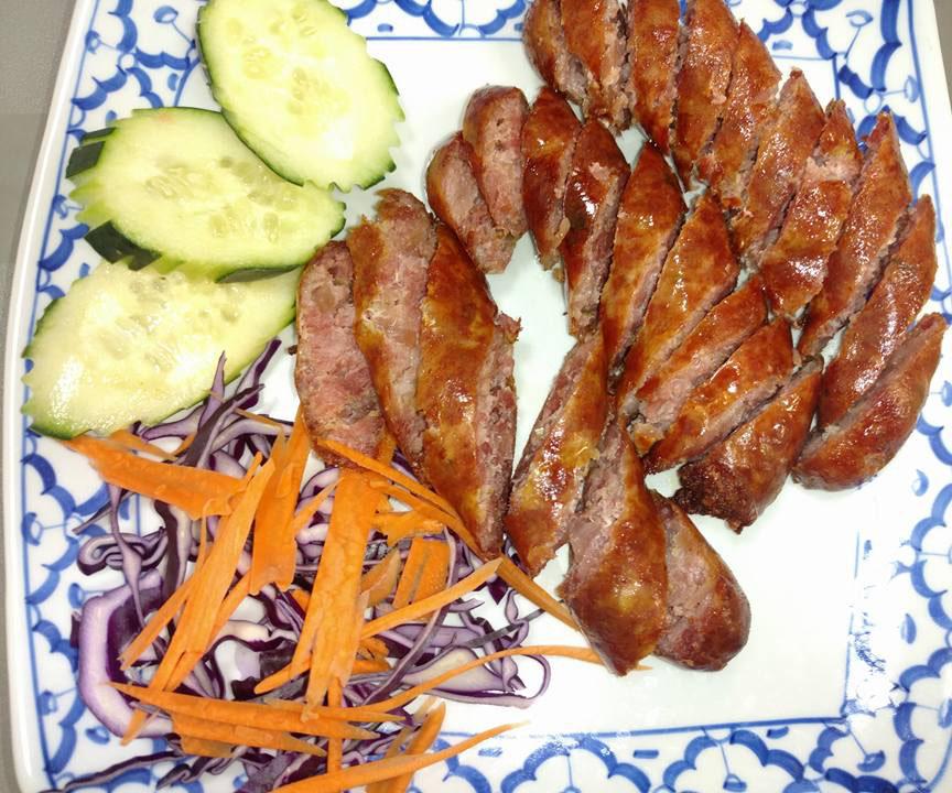 Laos Sausage Image