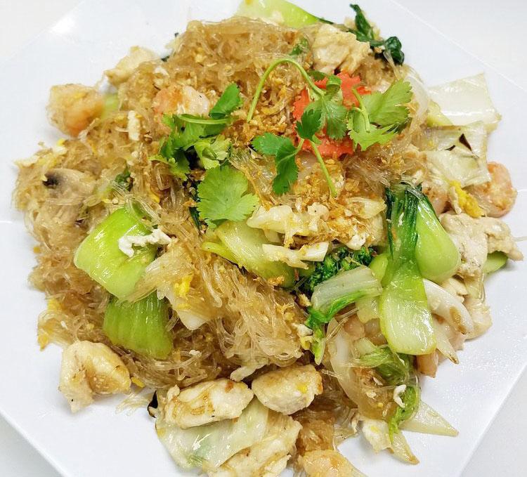 Pud Woon Sen (Glass Noodle) Image