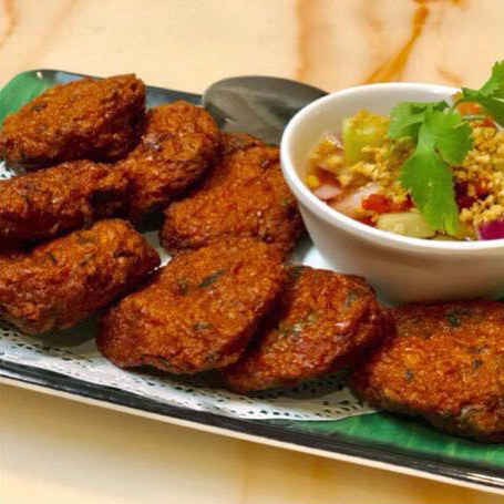 Fried Fish Cake Image
