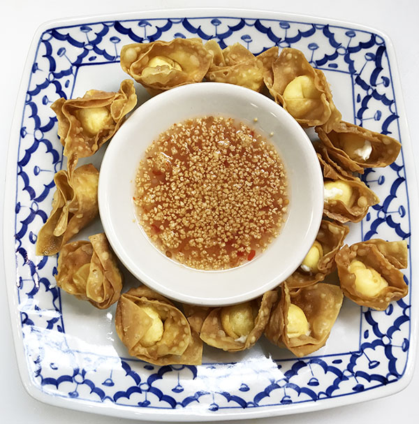 Fried Cheese Wonton (13 Pcs.) Image