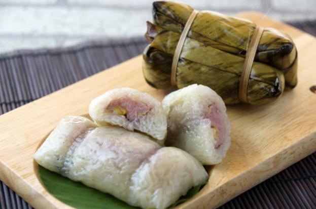 Taro Dumpling (2 Pcs.)