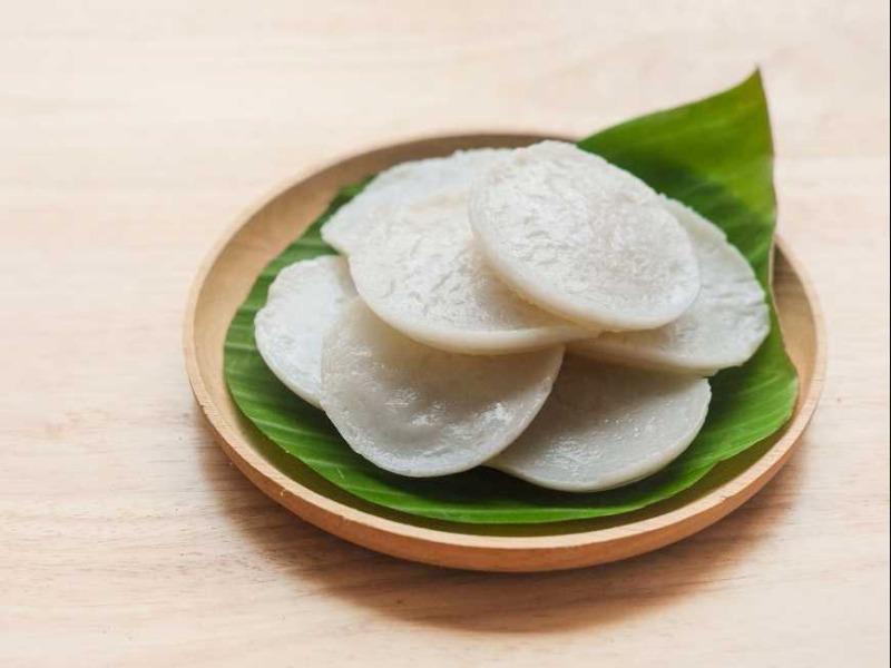 Coconut Pudding (3 Pcs.) Image