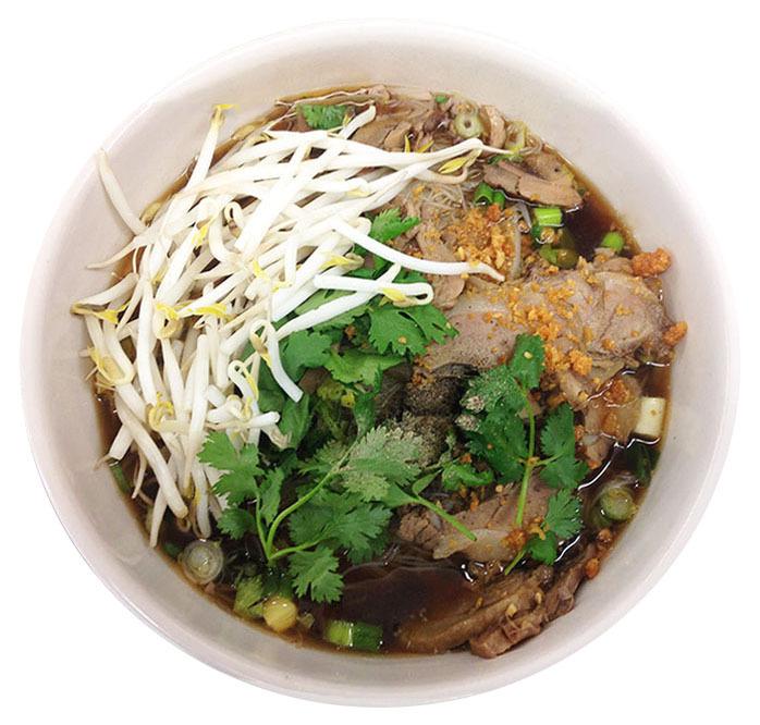 Duck Noodle Soup (Half Duck)