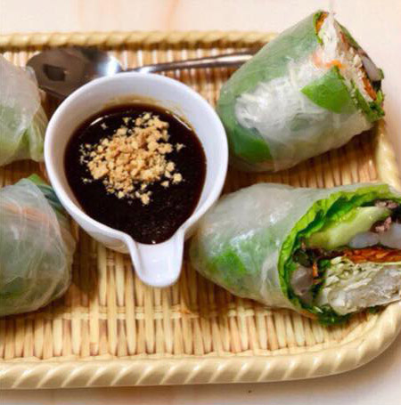 Fresh Rolls (2 Pcs.) Image
