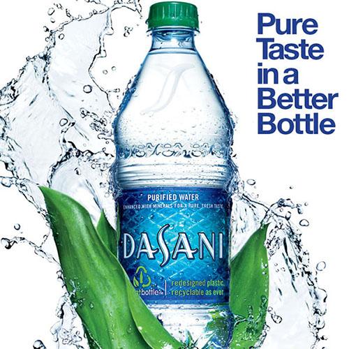 Bottle Water (16.9 oz.) Image