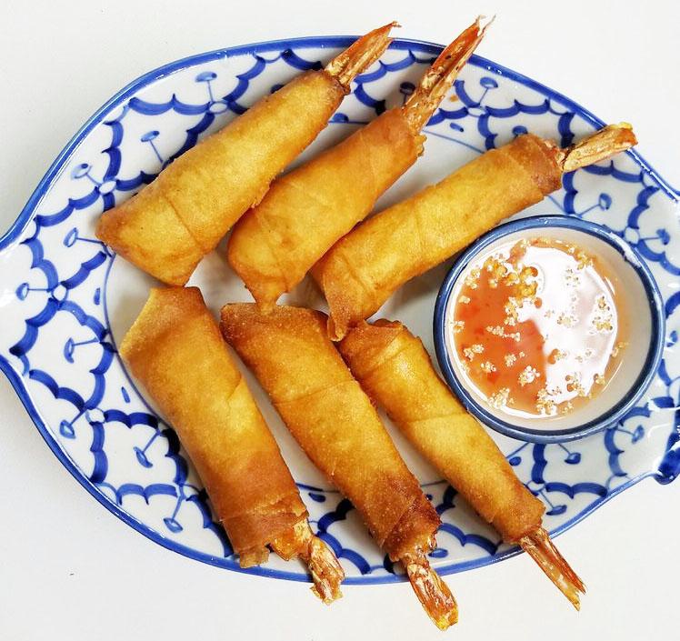 Shrimp In Blanket (6 Pcs.) Image