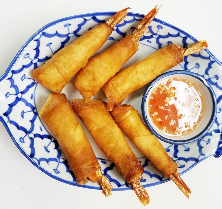 Shrimp In Blanket (6 Pcs.) Image