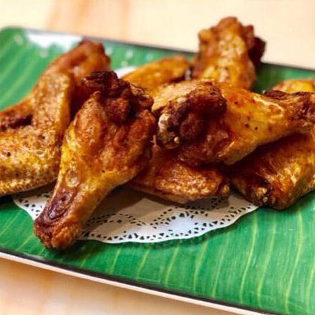 Fried Chicken Wings (8 Pcs.)