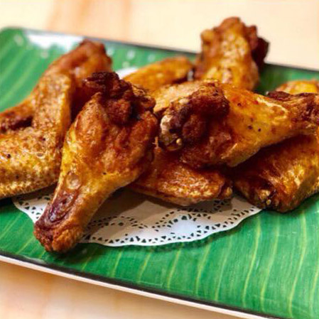 Fried Chicken Wings (8 Pcs.) Image