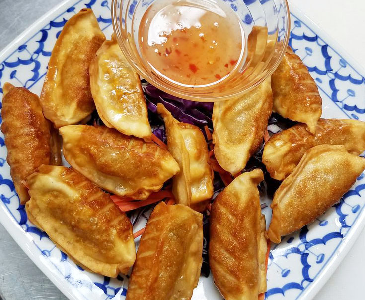 Fried Chicken Dumpling (12 Pcs.) Image