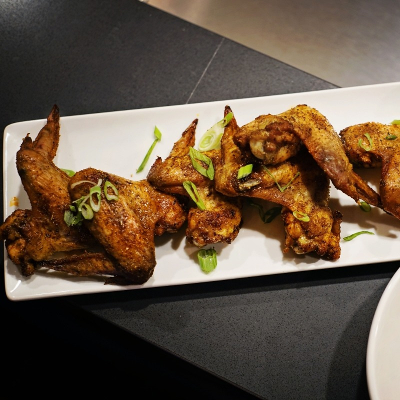 SMOKED CHICKEN WINGS Image