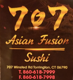 707 Asian Fusion - Torrington