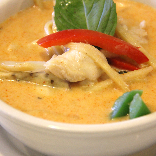 C2. Red Curry Image