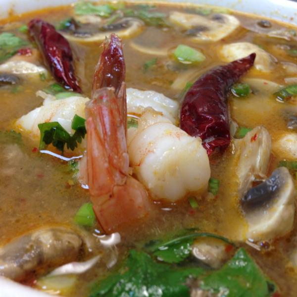 S2. Tom Yum Shrimp Image