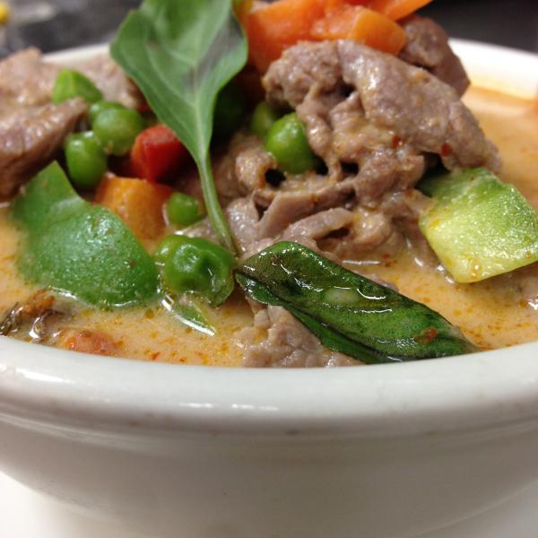 C1. Panang Curry Image