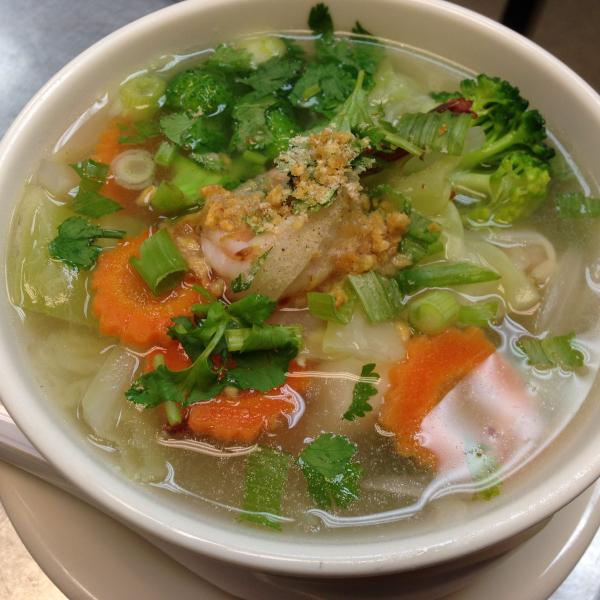 S5. Wonton Soup