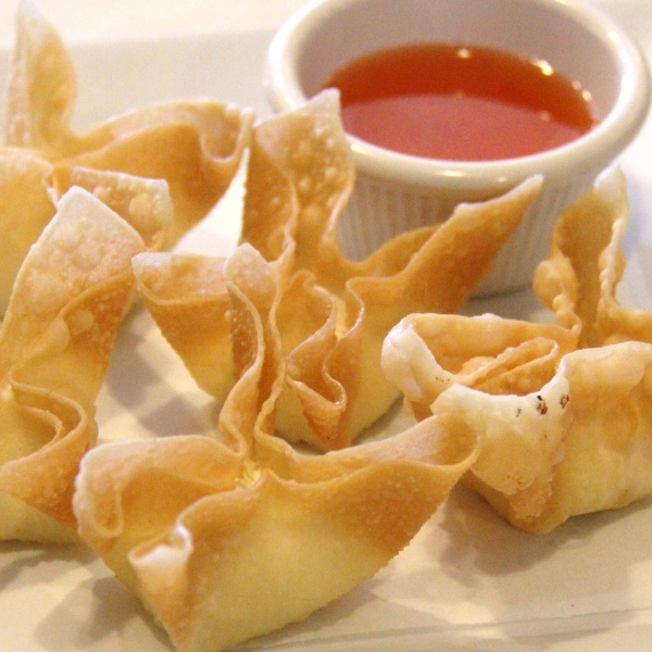 A4. Cream Cheese Wontons