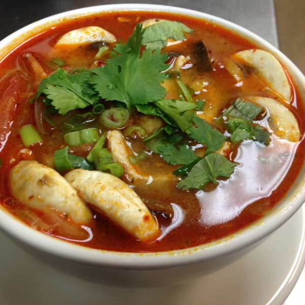 S1. Tom Yum Chicken