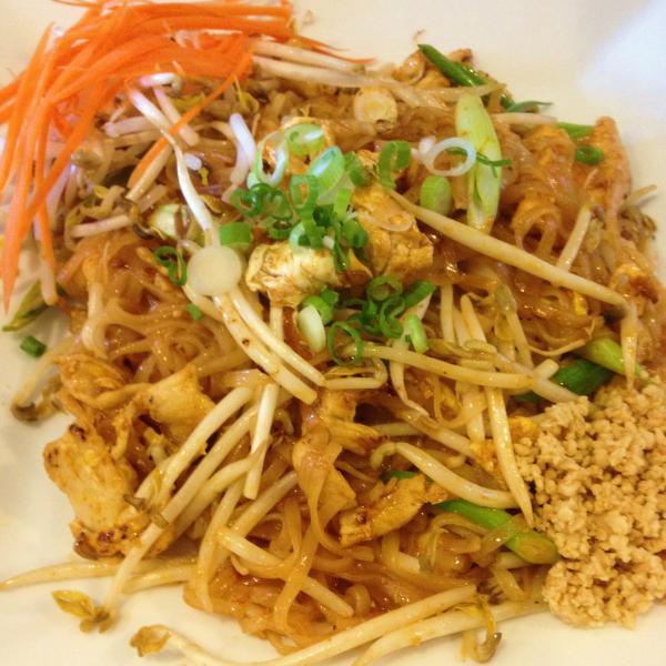 N1. Pad Thai Image