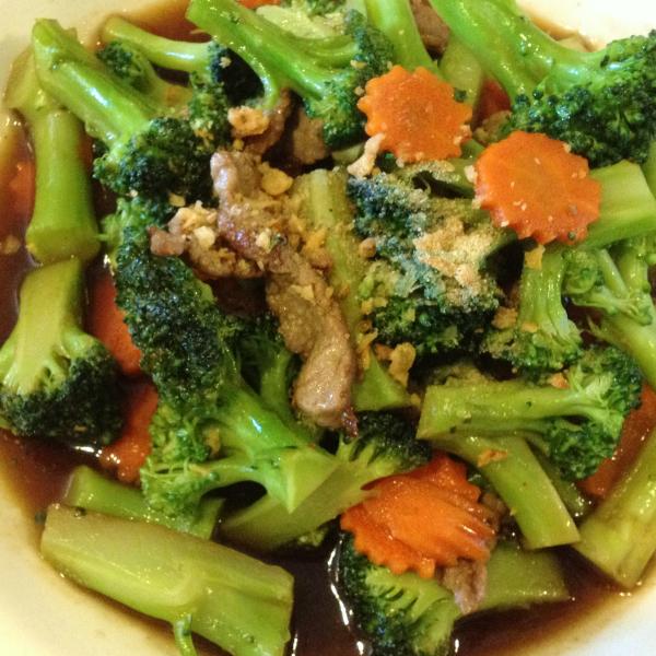 E6. Broccoli Image