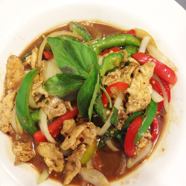 E1. Spicy Basil Image