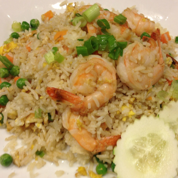 R3. Shrimp Fried Rice Image