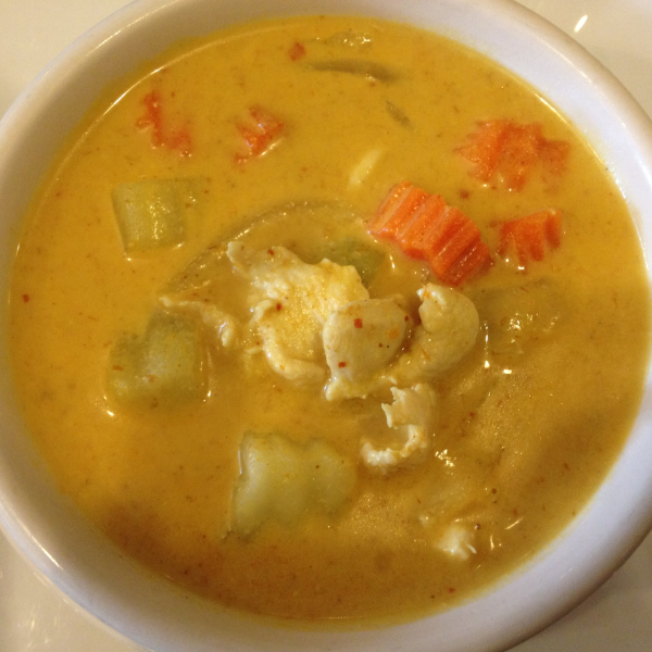 C3. Yellow Curry Image