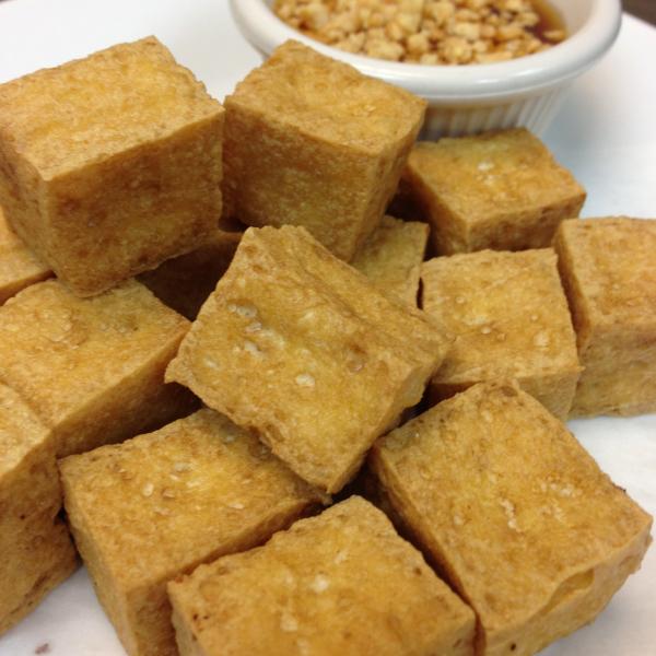 A5. Fried Tofu Image