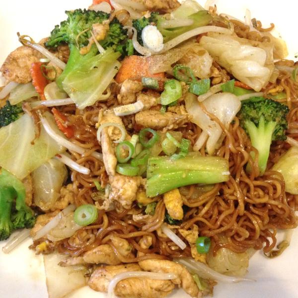 N5. Fried Noodles