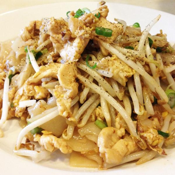 N4. Chicken Noodles Image