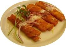 Enchiladas Rojas Chicken Or Beef For 25 Image