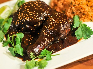 Mole Poblano Tray of 12