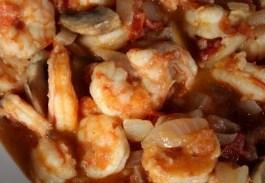Camarones Guajillo