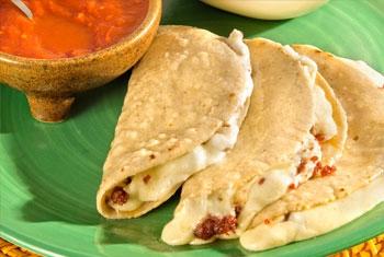 Las Quesadillas (Corn Tortilla) Image