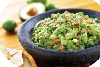 Table Side Guacamole Image