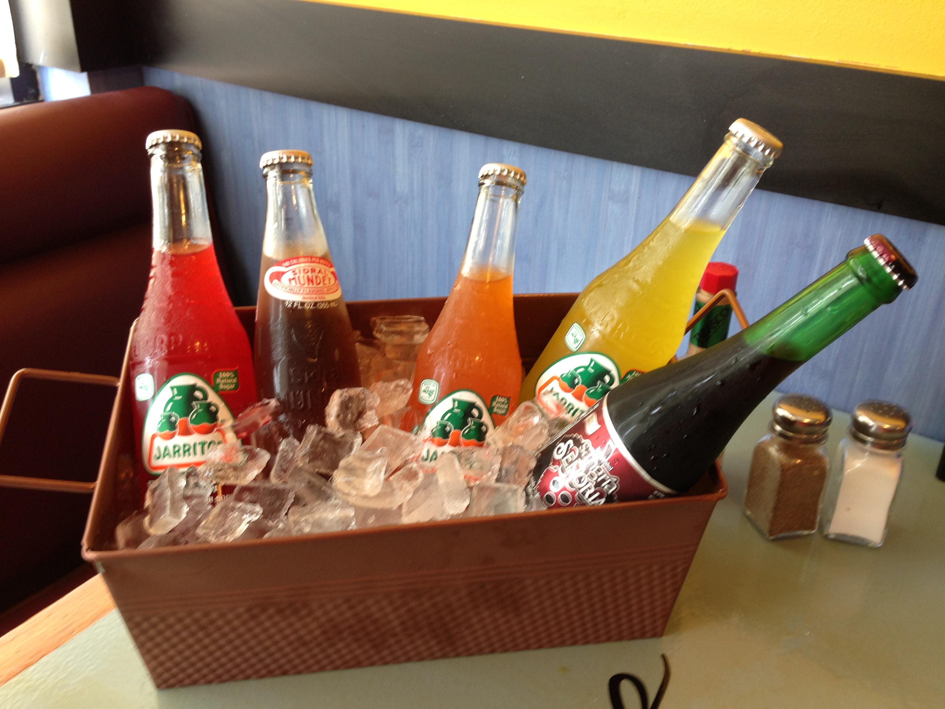 Special Jarritos Mexican Soft Drinks (5)
