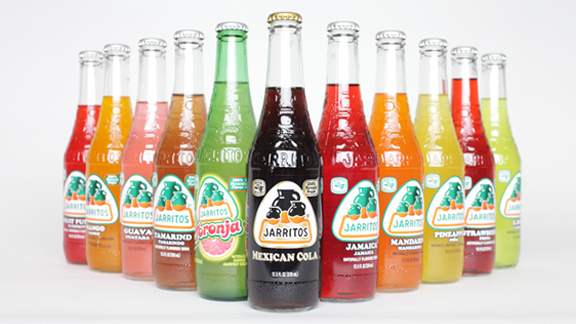 Jarritos (Mexican Drinks)