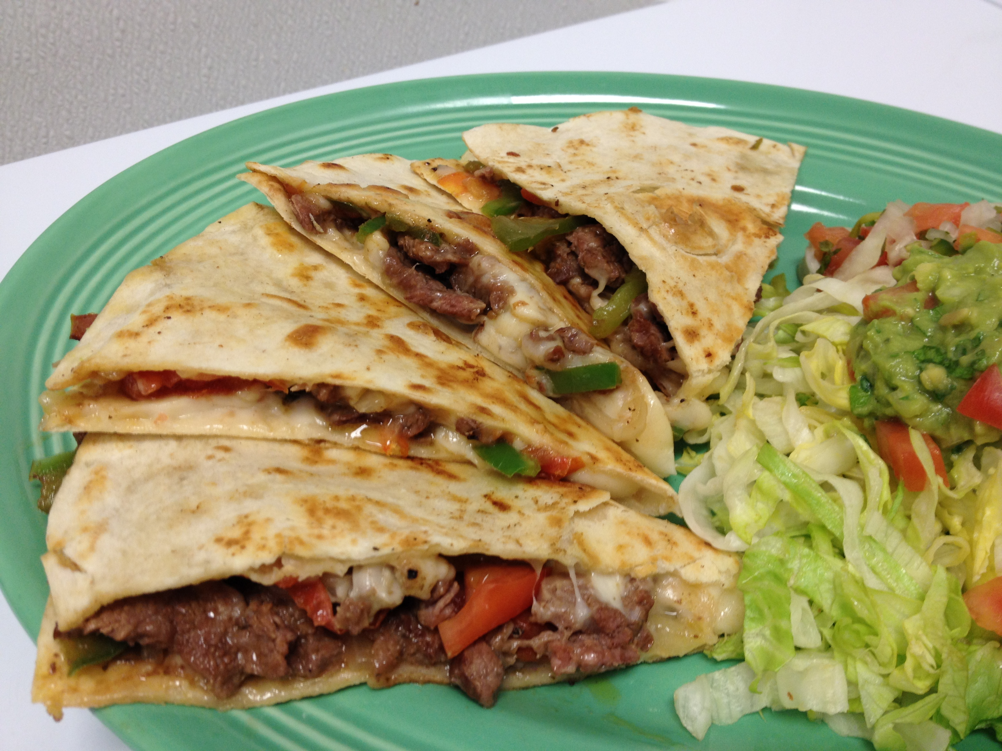Agave Quesadillas Image