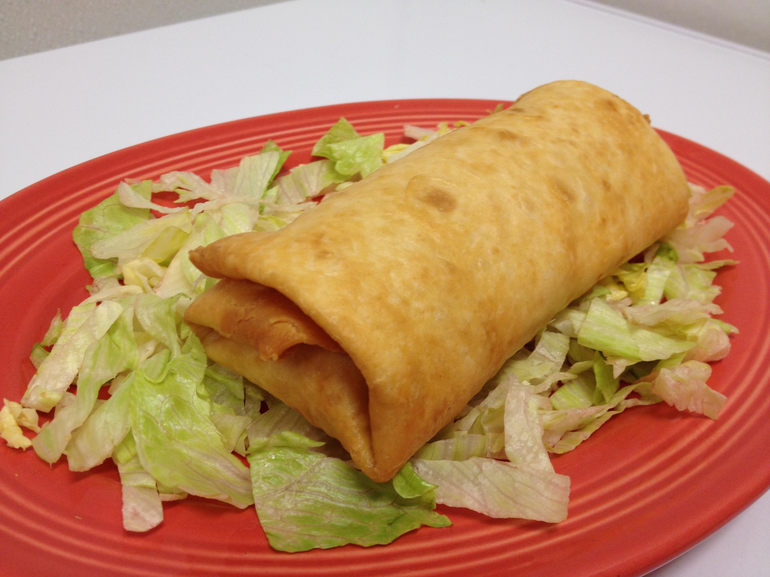 Veggie Burrito Image