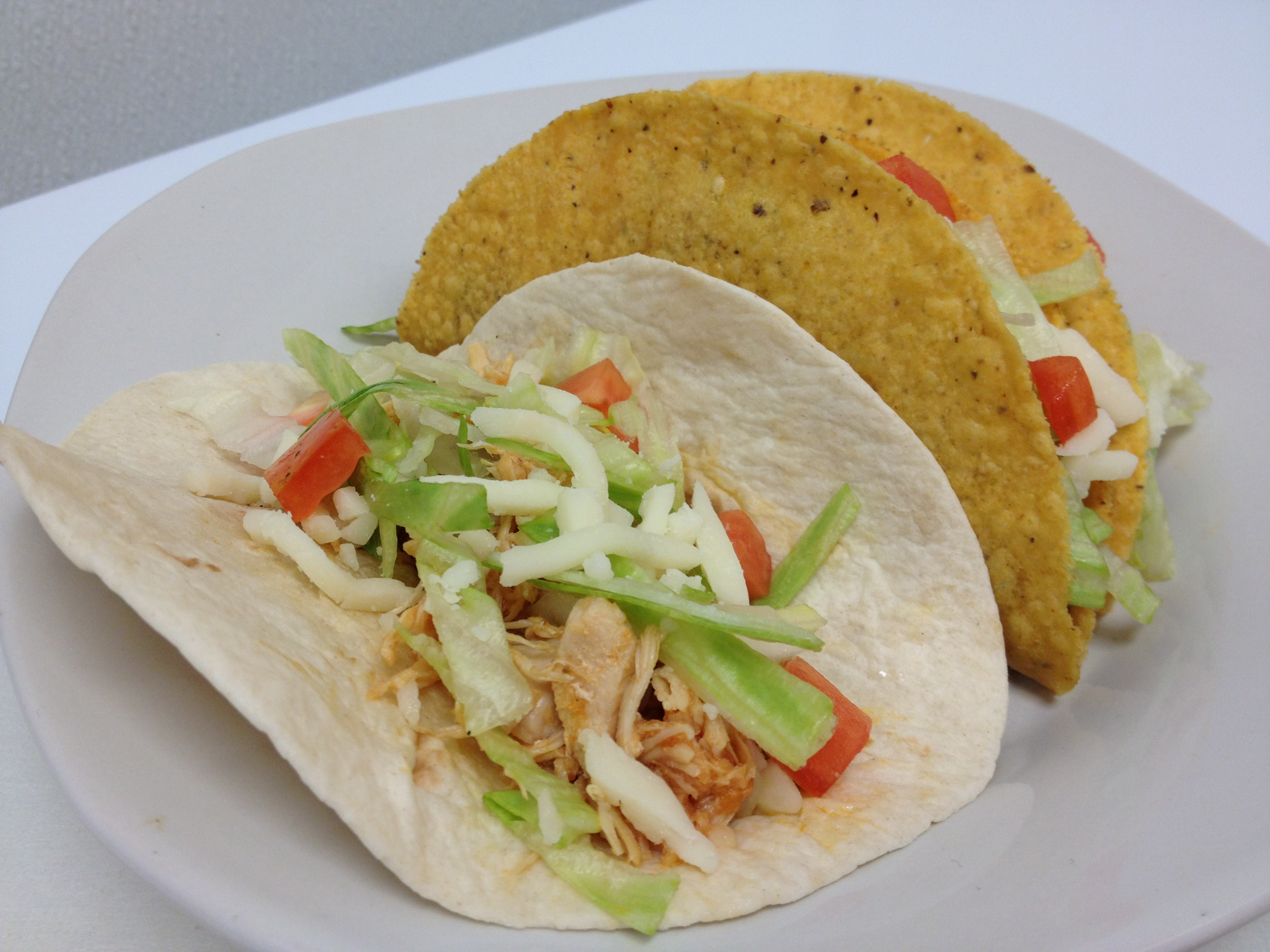 Tacos Order (2) Soft Or Hard Tortilla Image