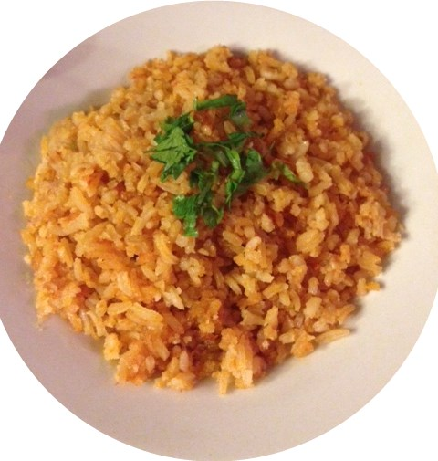 Mexican Rice Image
