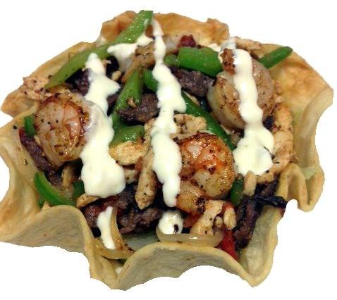 Agave Taco Salad